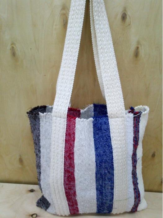 Shopper bag - 100% handmade! Eco style!
