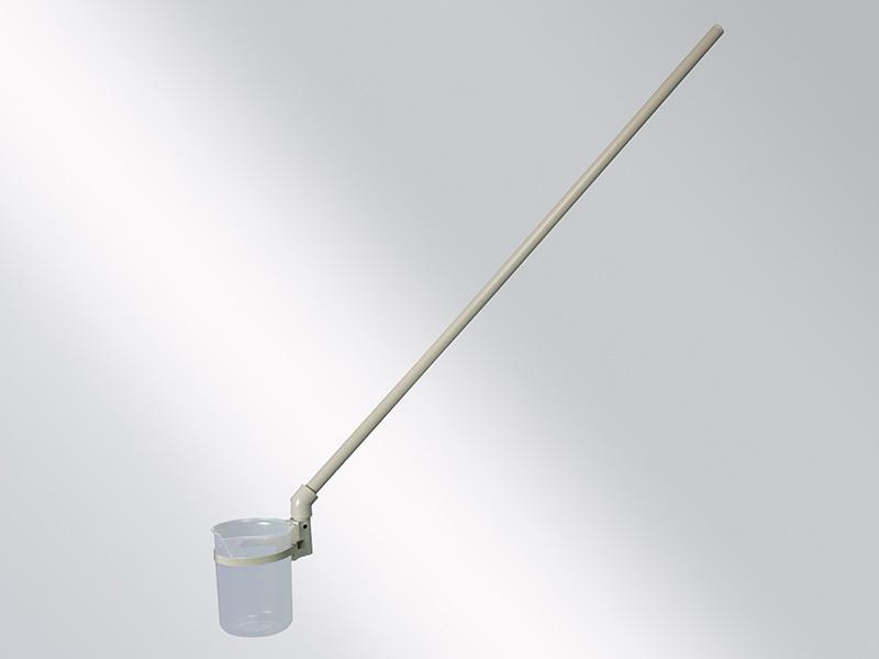 Cucharón químico - Muestreo de líquidos