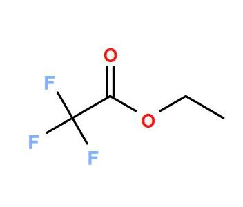 Éster etílico del ácido trifluoroacético - 383-63-1;  TFAEt, ETFA; usado en Celecoxib, Efavirenz, Lisinopril, Sitagliptin