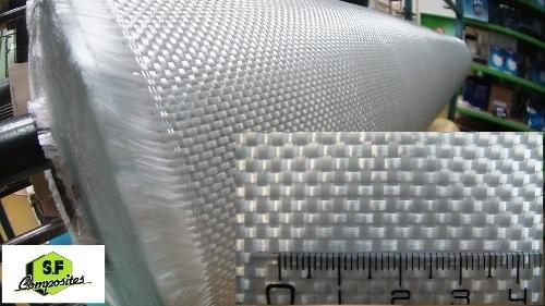 TISSU ROVING 290GR EN 130CM KG - Fibre et renforts Tissus complexes, multi axes verre