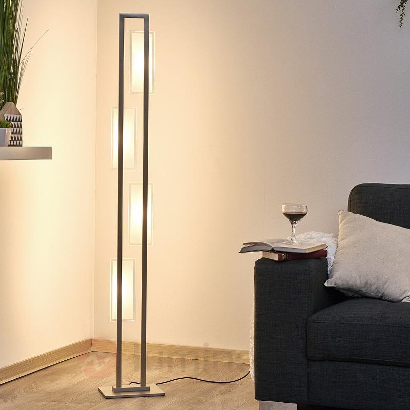 Lampadaire LED Nele avec variateur d'intensité - Lampadaires LED