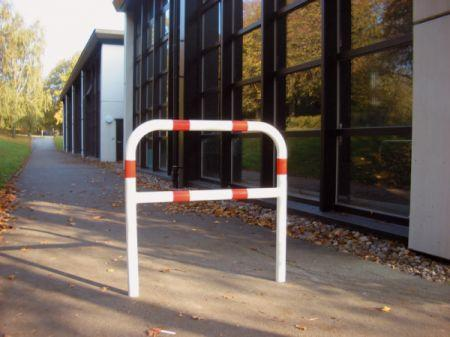 Guard hoops - Guard hoops available in tube diameter Ø 48, 60, 76mm with or without cross bar