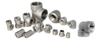 Stainless Steel 800H Threaded Fittings - Stainless Steel 800H Threaded Fittings