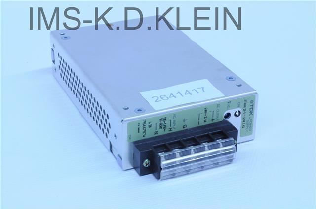 Switching Regulator EAK 24-2RI Netzteil 24V 2,1A DC 115VAC - S-2641417