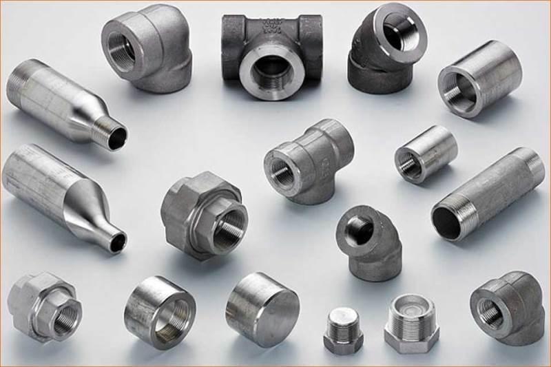 Nickel Alloy Fittings  - steel Fitting