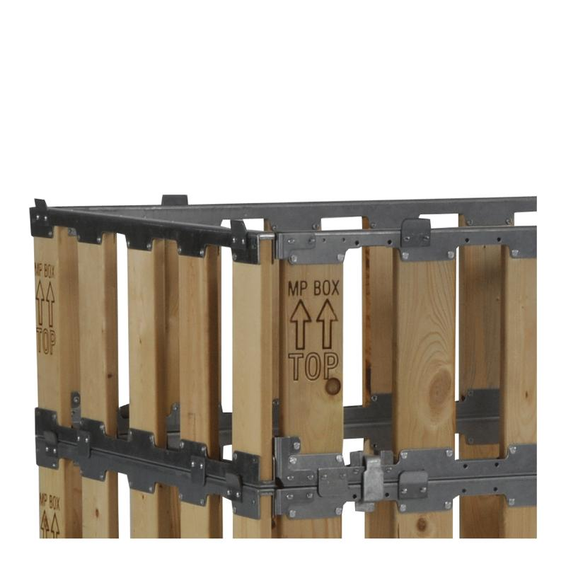 8 Aufsatzrahmen (höhe 700mm + 350mm) - MP Multibox MPB.e105