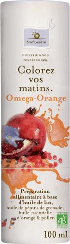 Omega Orange - Epicerie salée