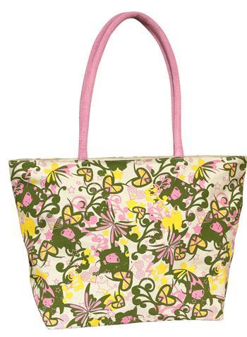 Canvas Hand Beach Handmade Bags
