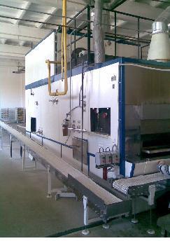 Печь хлебопекарная - Печь хлебопекарная Г4-ХПФ