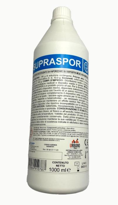 Supraspor - ready-to-use hydroalcoholic solution