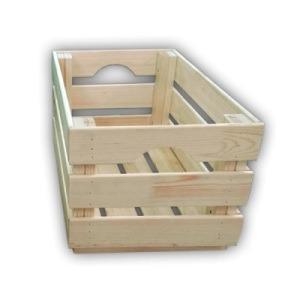 BOX - Finishing options: uncoated, brushed