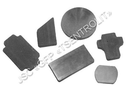 Continuous castings -
