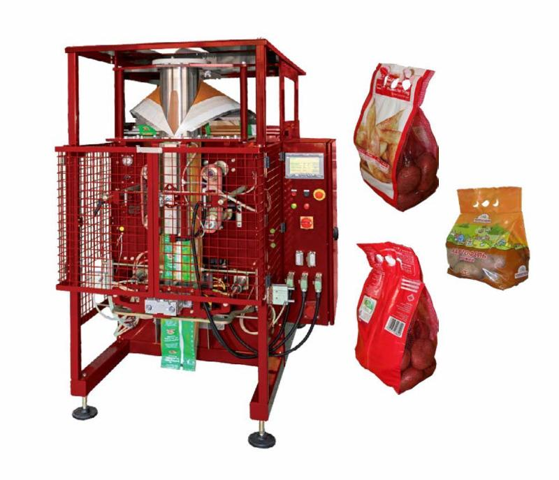 Vertical packaging machine М3000A - VERTICAL PACKAGING MACHINES FOR VEGETABLES AND FRUIT