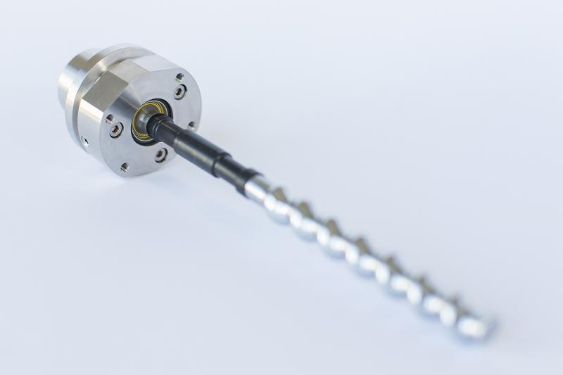 Dispenser 4RD6-EC - niedring- bis hochviskose Medien / 0,12 ml/U / Volumetrisch