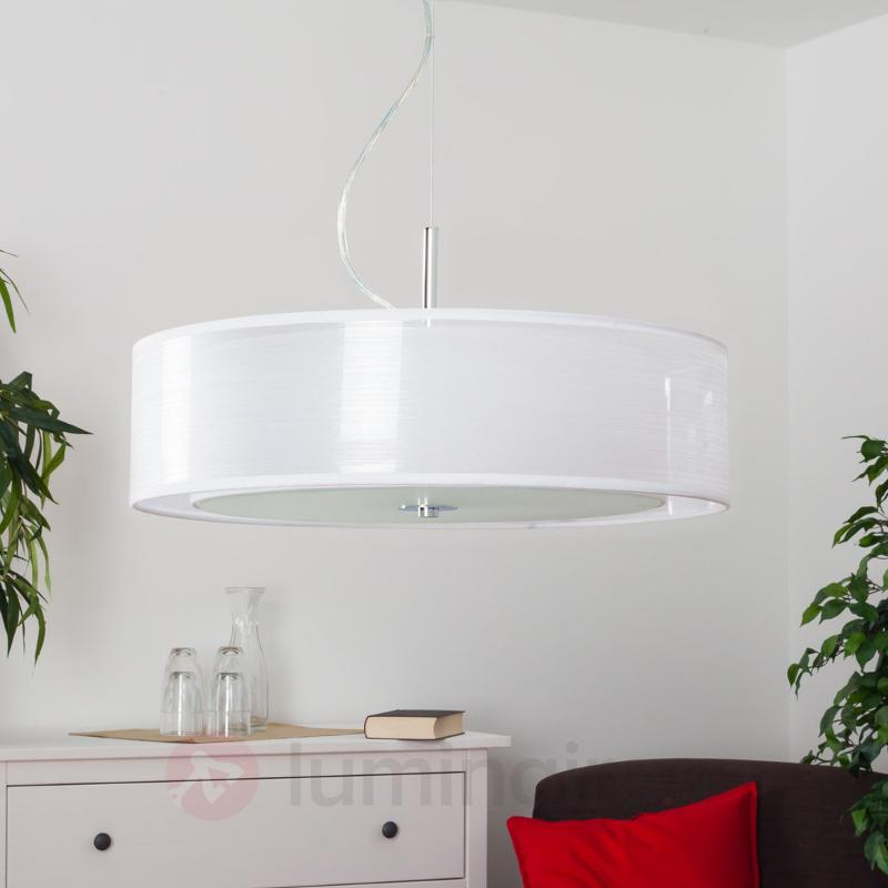 Suspension en tissu LED Pikka - Suspensions en tissu