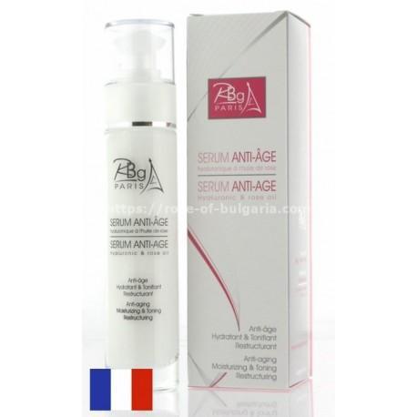 Pack anti age huile de rose collagen + - Promotions