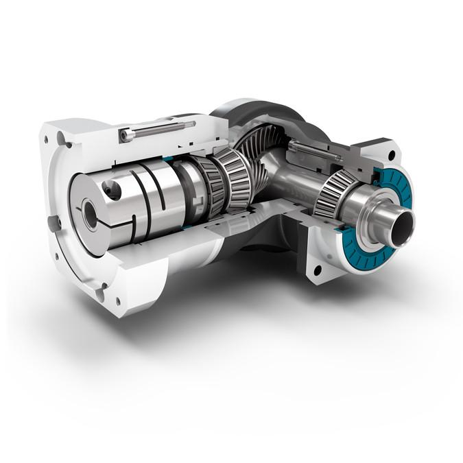 WGN - Right Angle Gearbox with Hollow Shaft - Quiet - IP65
