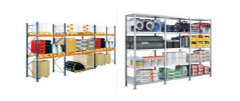 Warehouse Products - Racking, Shelving and Warehouse Safety Products
