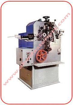 Spring Making Machine - Automatic Spring Making Machine