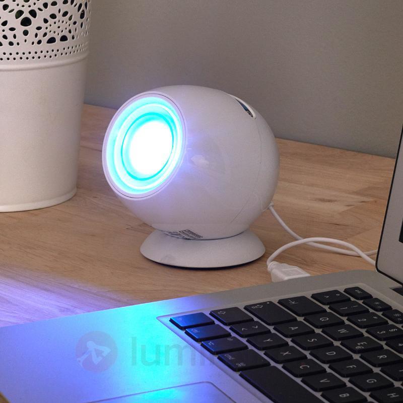 Lampe à poser Mini Moving Colours - Lampes à poser LED
