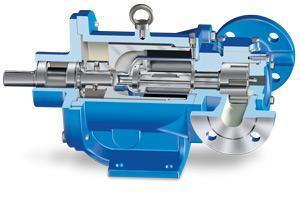 Pompe à engrenage et à palettes - Pompe magnétique Mag Drive® Viking