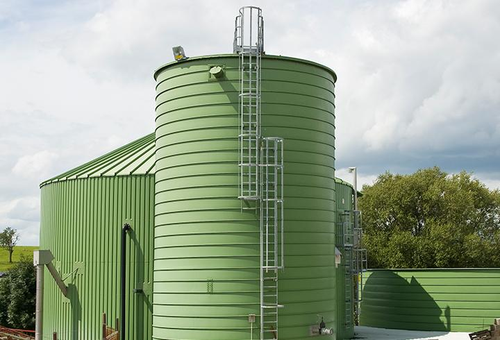Agricultural Grain Storage - SYSTEM SOLUTIONS