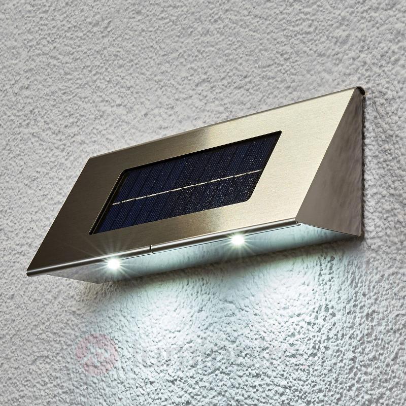 Profi K-I - applique solaire inox - Appliques solaires