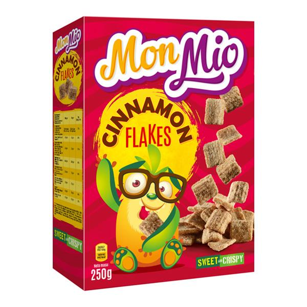 Céréales à la cannelle 250g - MONMIO - Céréales à la cannelle 250g - MONMIO