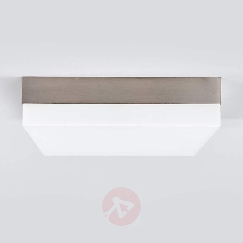 Square LED ceiling lamp Nieke - Ceiling Lights