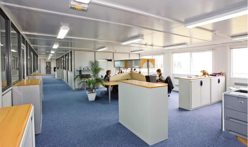 Location de préfabriqué et de bâtiment modulaire - Bâtiments Préfabriqués Autonomes< 68 m²