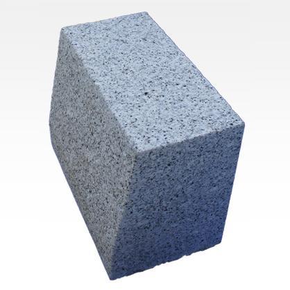 Bordures en Granit Bleu - Bordures trottoir petites mesures.