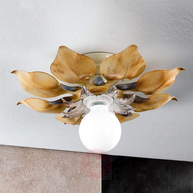 Blossom - Florentine Ceiling Light Ivory - Ceiling Lights