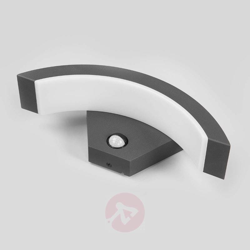 Sensor LED outdoor wall lamp Jule - Wall Lights with Motion Sensor