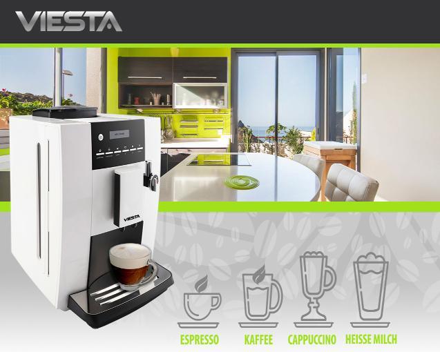 Viesta CB350 PLUS Kaffeevollautomat