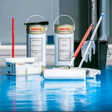 Peinture de sol à résistance chimique - Peinture industrielle à séchage rapide