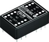 E6UW 6 Watt - DC-DC printed modules