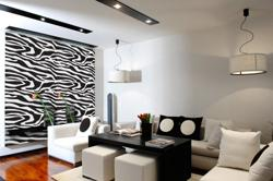 LINEA JUNGLE - ZEBRA - Pitture decorative