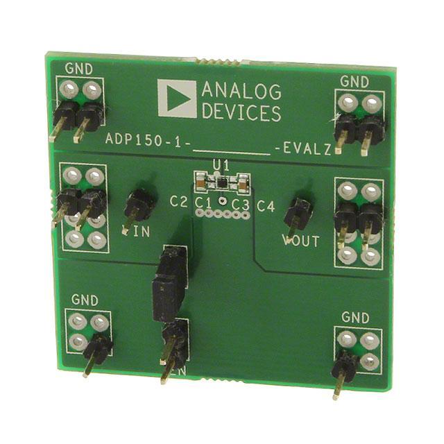 BOARD EVALUATION 3.3V WLCSP - Analog Devices Inc. ADP150CB-3.3-EVALZ