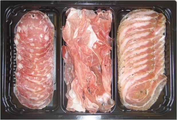 PLATEAU APERO (Chiffonnade de jambon sec - saucisson... - Viande et volailles