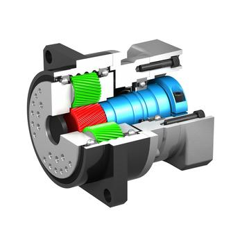 IB-Serie Typ P2 - Präzisionsgetriebe