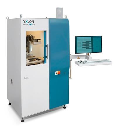 YXLON Cougar EVO  - X-ray inspection system