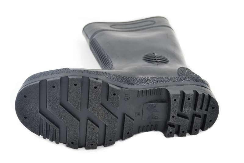 Rubber Mining Boots, Composite Toe Type - Rubber boots protect the feet from water, heat and aggressive fluids - oils, pet