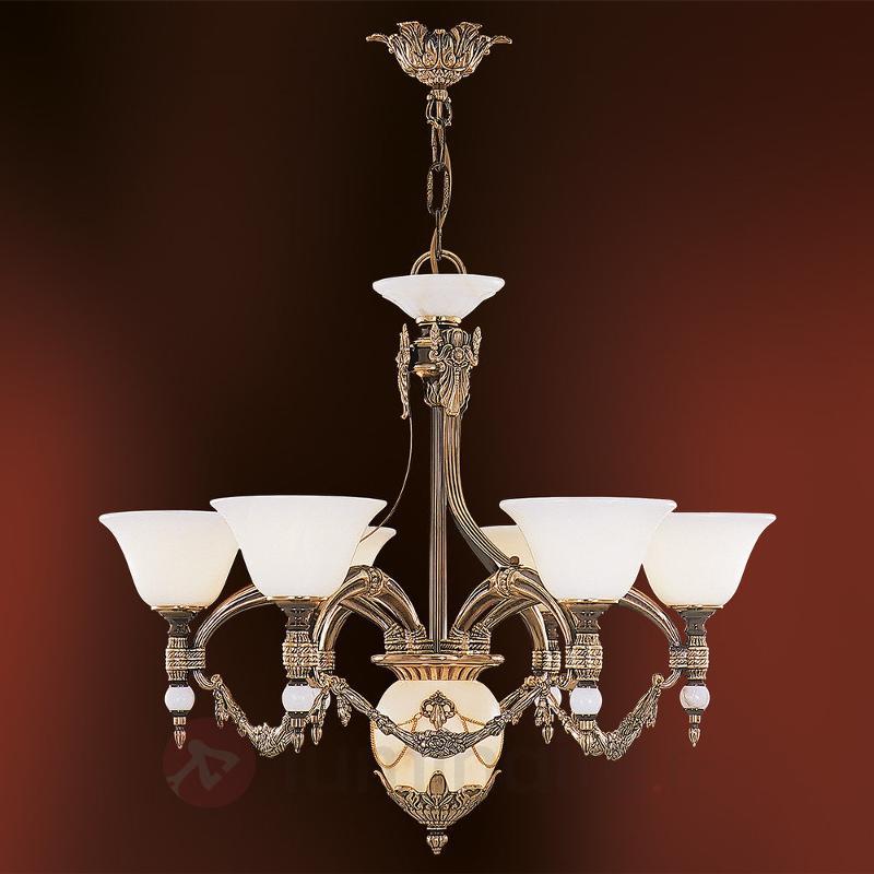 Lustre à 7 lampes Prestige - Lustres classiques,antiques