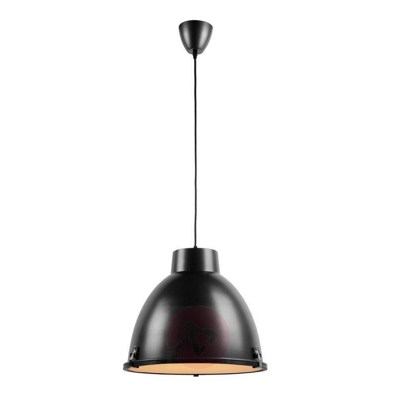 Metallic grey Industry-Bis pendant light - indoor-lighting
