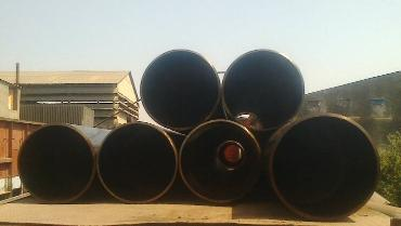 X70 PIPE IN MALAWI - Steel Pipe
