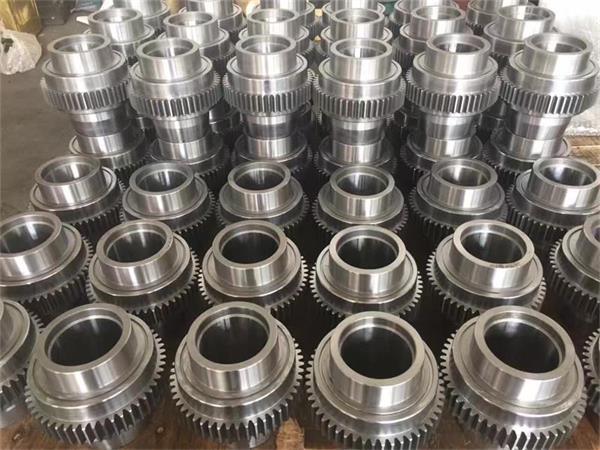 Metal Gear CNC - precision metal gear machining service