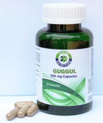 Guggul Capsules - Guggul Capsules