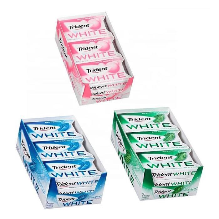 Trident Chewing Gum - Import- export