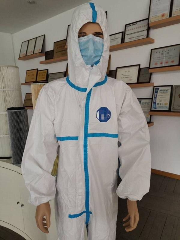 protective gown - protective clothing fabric