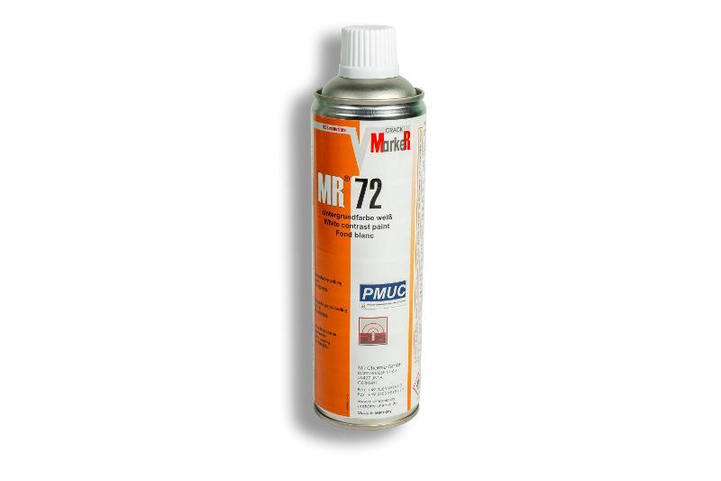 MR 72 Untergrundfarbe weiß | 500 ml Spray - MR-72-05